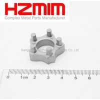 Metal injection molding (MIM) machinery structural parts