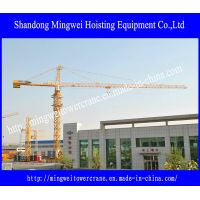 Construction Machinery Tower Crane (TC5013) with Max Load 6 tons and Boom 50m thumbnail image