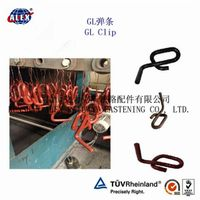 Gauge Lock GL Rail Clips for South American Railway Fastening System thumbnail image