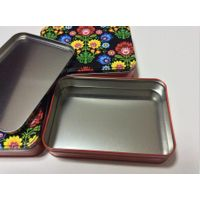 2017 Factory good quality Square Stationery Sets Tin