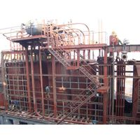 Steel Structure for Boiler & Plant