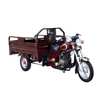 150cc motorcycle /cargo tricycle with EEC