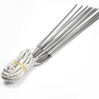 220V 1000W Factory Single Head 12280Mm Cartridge Heater For Vulcanizing Machine thumbnail image