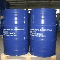 High Purity refrigerant gas 141b