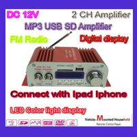 2 Channel Amplifier for Motorcycle thumbnail image