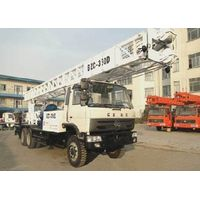 BZC-350D truck mounted drilling rig