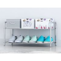 kaidi stainless steel shoe rack thumbnail image
