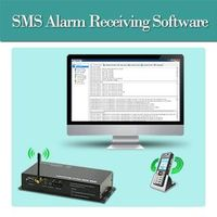 SMS Alarm Receiving Software
