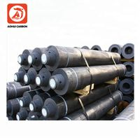 Top Quality Carbon Graphite Electrodes for Electric Furnace Smelting thumbnail image