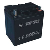 12V24ah Lead Acid AGM Solar Power Battery