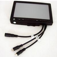 7 inch TFT LCD Touchscreen VGA Monitor