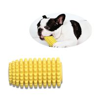 Long Lasting Safe Durable Corn Shaped Pet Dog Teeth Cleaning Toy