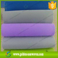 China polyprolylene spunbond TNT non woven fabric manufacturer
