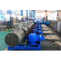 Liquid Oxygen Cryogenic Filling Pump Cryogenic liquid pump LO2/LN2/LAr Piston pump thumbnail image