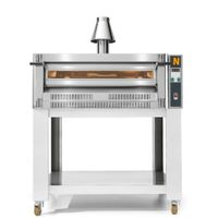 PIZZA GAS OVEN, Single deck Stone platform