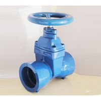Socket End Resilient Seated Gate Valve for DI Pipe