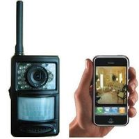 GSM/MMS Alarm with Camera Captures Picture of Intruder and Sends to Mobile Phone and E-mail Address thumbnail image
