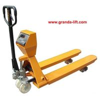 Hydraulic Hand Pallet Truck with Scale thumbnail image