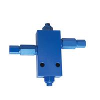 Pressure selection valve SF8 for construction machine