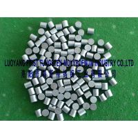 W1 Grade Tungsten Pellets with Ground Surface