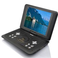 portable cassette cd dvd player with TV TUNER/USB