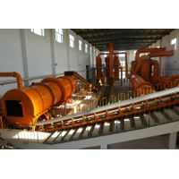 Turnkey NPK Compound Fertilizer Production Line Machinery