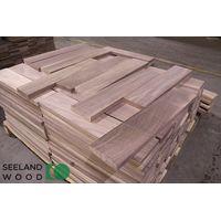 American Walnut Flooring Raw Materials