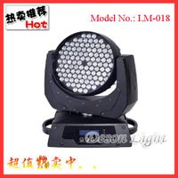 108pcs 3w led moving head light LM-018