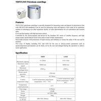 Petroleum centrifuge