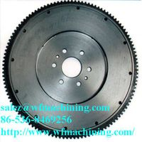 Cast Iron Sand Casting Flywheel with Customized Machining Service
