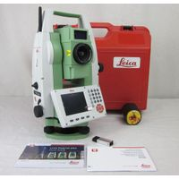 "Used Leica TS09 plus 3"" R500 Total Station with Bluetooth"