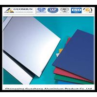 PE/PVDF colour coated aluminium sheet /coil 1050,1060,1100,3003,3004,5005,5052,5083
