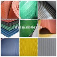 High temperature Stripe rubber gasket/sheet