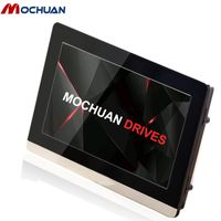 high quality open frame capacitive programmable touch screen hmi pane