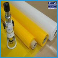 Monofilament mesh polyester monofilament for printing