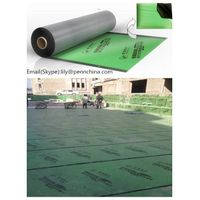 High Quality Self-adhesive Asphalt Waterproof Roof Membrane