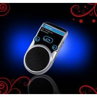 Bluetooth car kit with solar charging ALD60 thumbnail image