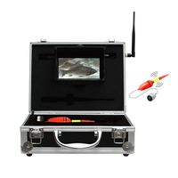 DT-FC01 HD 5 LCD Underwater Video Camera System With Fishing Float Camera DVR