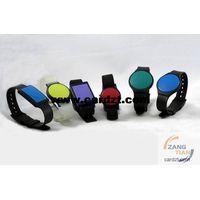 passive rfid proximity id bracelet/wristbands thumbnail image