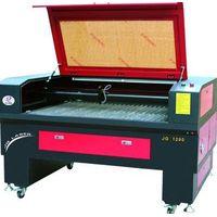 rubber laser engraving/cutting machine