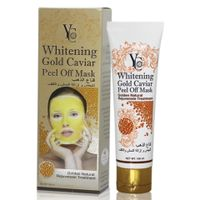 Peel Off Mask Whitening Gold Caviar