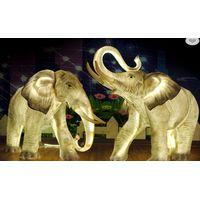 Elephant-shaped Lantern