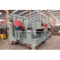 WYA series circular vibrating screen for sintering plant
