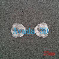 Cardboard lenses 25mm Acrylic lenses the focal length is 45mm double convex lens for Google cardboar