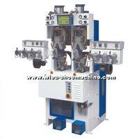 Xx0488 Steam Model Backpart Moulding Machine-shoe machine thumbnail image