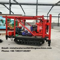 200m Depth Water Well Drilling Rig with Factory Price