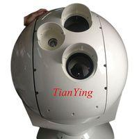 3km - 5km (human) Electro Optical Tracking Infrared Thermal Camera System thumbnail image