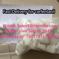 Buy 10g carfentanil carfentanyl fentanyl Furanylfentanyl online from china