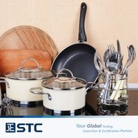 Food Contact Materials and Kitchenware Testing
