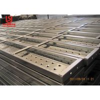 Galvanized Perforated Metal Steel Scaffolding Plank for Construction